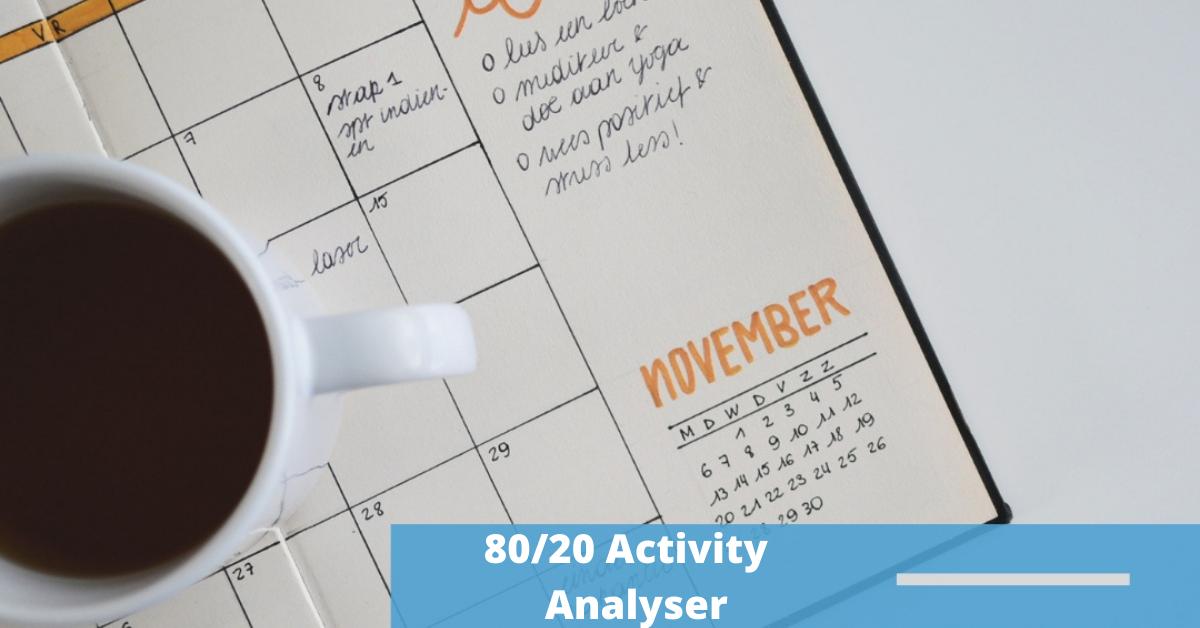 80-20 Activity Analyser