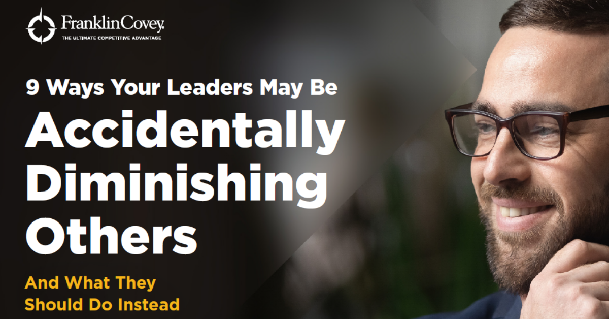 Multipliers - 9 Way You May Be Accidentially Diminishing Others